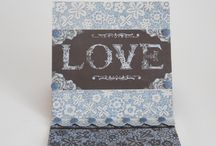 Chambray & Lace & Vintage Backgrounds