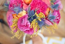 bouquets - bright