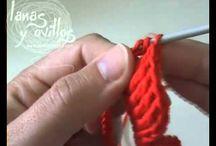 lana o ganchillo