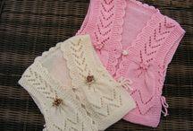 pretty baby knits