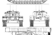 modele czołgow