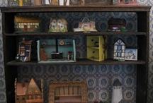 miniature shop of dollhouse miniatures
