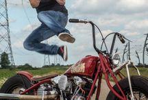 Harley Davidson, Wing Head Choppa
