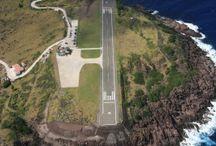 Najmniejsze lotniska na świecie