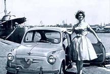 vehículo años 60