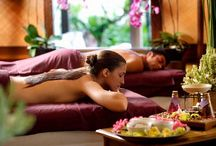 Kin Ha Spa at Oasis Hotels / Kin Ha Spa or Sensoria Spa were designed to offer the latest body and beauty treatments to soothe away the stresses of daily life, leaving you revitalized. Choose from a variety of massages ranging from Swedish, Sports, Lymphatic Drainage, with chocolate, Hot Stones, Aromatherapy or Reflexology. / by Oasis Hotels and Resorts