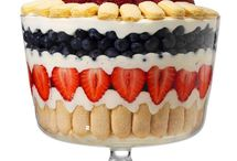 how to layer trifle