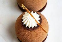 french modern desserts