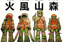 Teenage Mutant Ninja Turtles / TMNT FOREVER <3