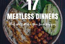 Meatless Dinners