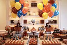 Gavin's 1st Birthday / by Dani Gaspard