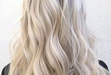 Beauty: Blonde #HairGoals / Beautiful blonde hair inspiration from platinum to golden and everything inbetween. BLONDE HAIR GOALS #blondehair #blondehairgoals #blondehairinspiration