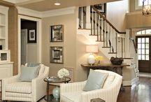 Home: Living Room / by Kelsey Oldfield