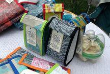 Plástico reciclado termofusionado / Diseños exclusivos realizados con plástico termofusionado
