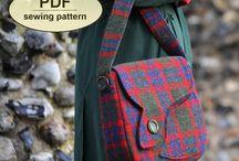 Handmade - strihy tašky, obaly