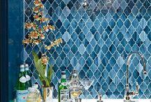 Azulejos - Tiles - الزليج
