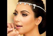 Bridal hair and makeup ideas / by Serah Tee