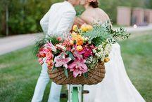 Bikes & Wedding / Yes, I do!