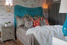 Teen Girl Room / by Rhondi DiGiorno ~ Big Mama's Home Kitchen