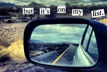 Hit the road baby! <3