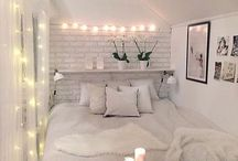 Bedroom ♡ / Inspiration for your bedroom [pictures not taken by me]