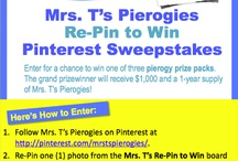Mrs. T's Re-Pin to Win / by Rajee Pandi