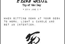 feng shui / by Wanderlust At Home