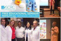 Fertility 101 Seminar / Southern California Reproductive Center of Beverly Hills hosts an Educational Seminar: Fertility 101.