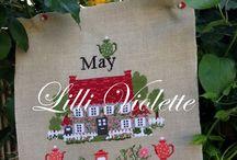 Lili Violette, Madame Chantilly, Cuore e Batticuore