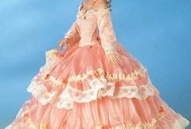 History fashion - dolls