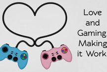 Love and Gaming Series / Can #Love, #Relationships, and #Gaming all work together? Check out some tips on how to make them all play nicely together.