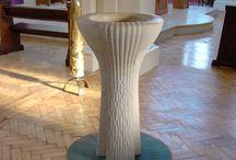 Batistérios e Fontes