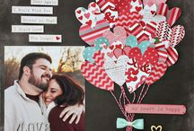 scrapbooking/pages