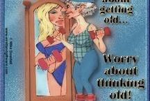 As we grow older