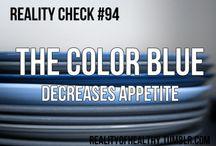 Reality Checks/Total Health / by Faye Doll