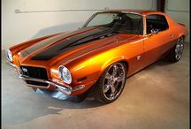 Muscle cars / Old cars