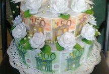 Svadobná torta nepečená