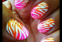 Nails / by Morgan Moffenbier