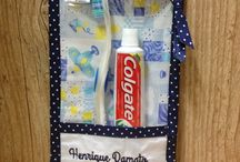 Estojo higiene bucal