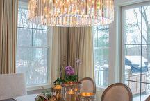 Living room /Dining room deco idea