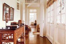 Small narrow home renov ideas