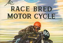 Classic / vintage bike adverts