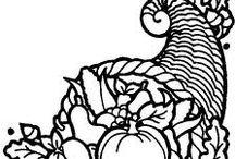 őszi kifestők