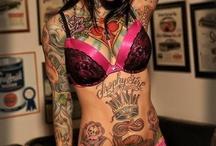 Female tattoos sexy