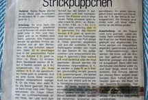 Anleitung zu Strickpuppen
