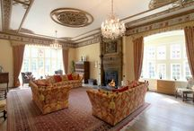 Sumptuous Sitting Rooms / Beautiful sitting rooms and lounges in some of our properties for sale in Cheshire.