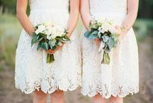 Lace / Sweet lace wedding details