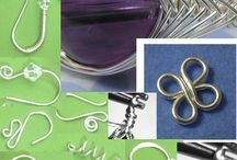 Wire Jewelry And Tutorials / by Sharon Robinson