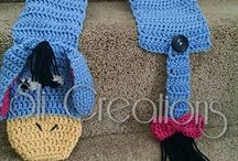 Crochet winter warmers / Hats, scarfs, mittens.....anything that keeps you snug