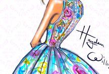 fashion illustration sketches